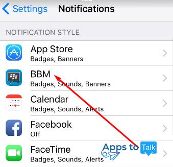 blackberry messenger picture not updating