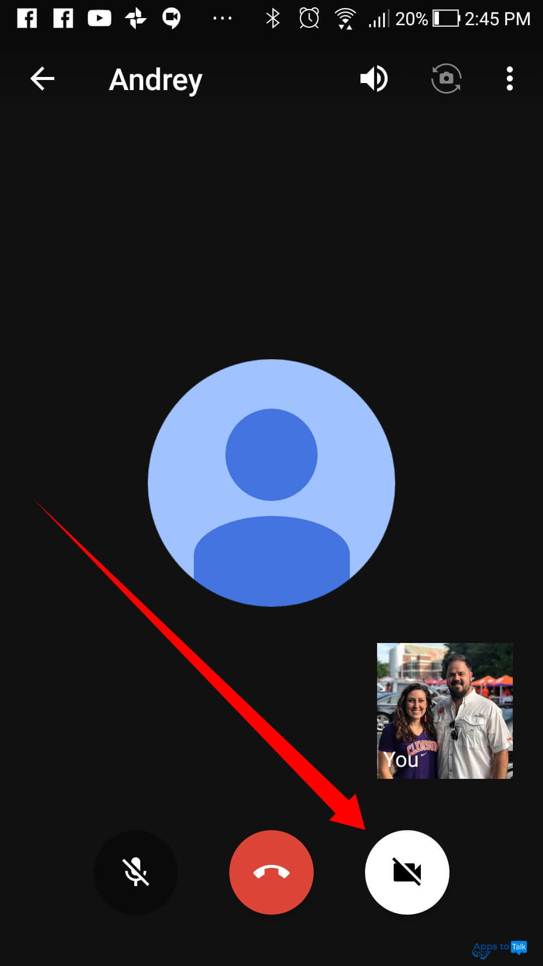 Problems with Hangouts calls - causes and solutions
